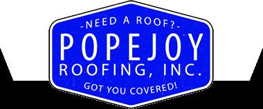 Popejoy Roofing, Inc