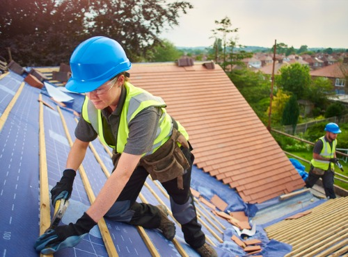 Champaign Roofing Companies